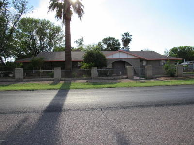 Laveen Single Family Home For Sale: 4702 W La Mirada Drive