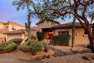 Scottsdale Single Family Home For Sale: 12315 E Lupine Avenue