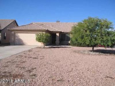 Glendale Single Family Home For Sale: 10302 W Georgia Avenue