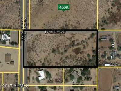 Residential Lots & Land For Sale: 368xx N 7th Avenue