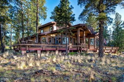 Flagstaff Single Family Home For Sale: 2109 Amiel Whipple Street