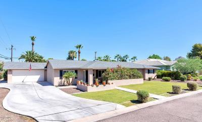 Phoenix Single Family Home For Sale: 3602 E Coolidge Street