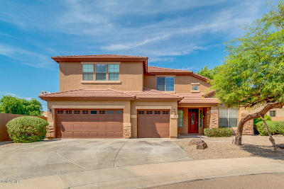 Glendale AZ Single Family Home For Sale: $447,500