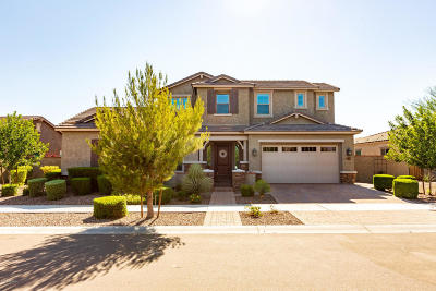 Mesa Single Family Home For Sale: 4848 S Centric Way
