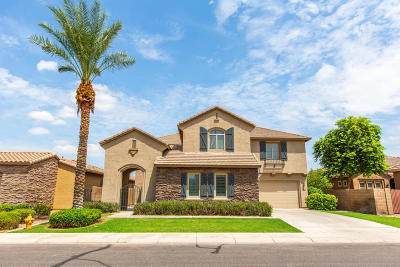 Chandler Single Family Home For Sale: 2572 E Lantana Drive