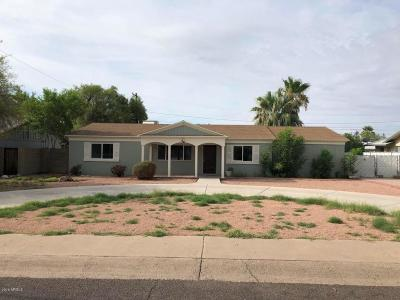 Scottsdale Single Family Home For Sale: 7237 E Cambridge Avenue