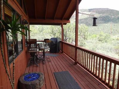 Payson Single Family Home For Sale: 106 W Buckskin Road