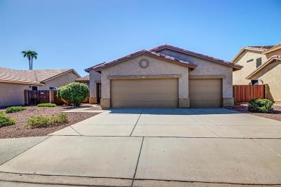 Surprise Single Family Home For Sale: 15743 W Rimrock Street