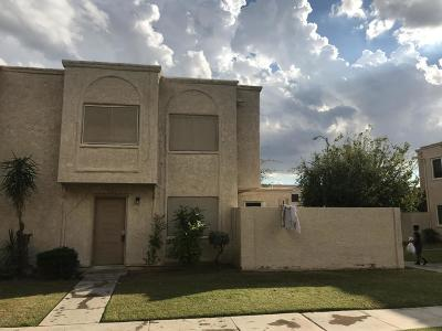 Glendale Condo/Townhouse For Sale: 5308 W Hearn Road