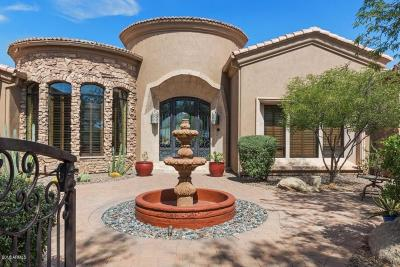 Cave Creek Single Family Home For Sale: 35155 N 45th Street