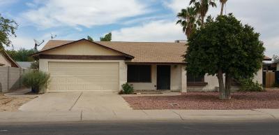 Chandler Single Family Home UCB (Under Contract-Backups): 503 W El Prado Road