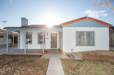 Phoenix Single Family Home For Sale: 2213 N 17th Avenue
