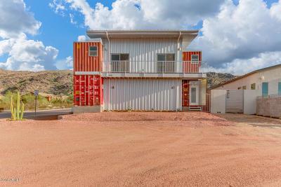 Phoenix Single Family Home For Sale: 2753 E South Mountain Avenue