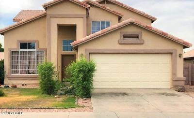 Avondale Single Family Home For Sale: 11583 W Alvarado Road