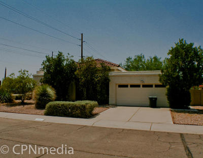 Phoenix Single Family Home For Sale: 13048 S 42nd Place
