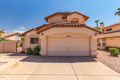 Phoenix Single Family Home For Sale: 3007 E Muirwood Drive