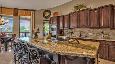 Fountain Hills Single Family Home For Sale: 15245 E Valverde Drive