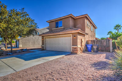 Surprise AZ Single Family Home For Sale: $268,000