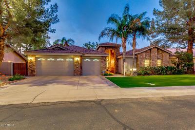 Gilbert Single Family Home For Sale: 2150 E Marquette Drive