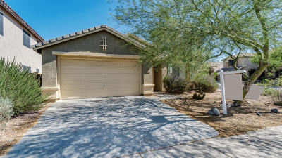 Anthem Single Family Home UCB (Under Contract-Backups): 3304 W Honor Court