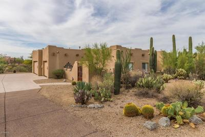 Carefree Single Family Home For Sale: 8937 E Cave Creek Road