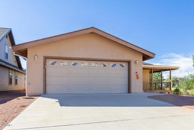 Payson Single Family Home For Sale: 126 W Cottage Creek Court