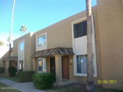 Phoenix  Patio For Sale: 7126 N 19th Avenue #241