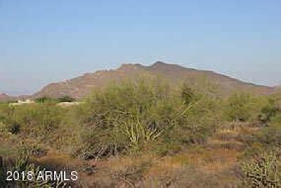 Scottsdale Residential Lots & Land For Sale: 9364 E Bajada Road