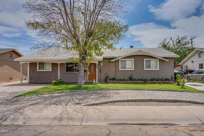 Phoenix Single Family Home For Sale: 6923 W Coolidge Street