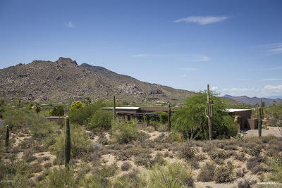 Carefree AZ Single Family Home For Sale: $1,050,000