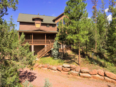 Payson Single Family Home For Sale: 2044 N Fsr 289