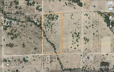 Arlington Residential Lots & Land For Sale: W Teepee Road