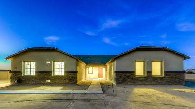 Queen Creek Single Family Home For Sale: N Marshall Drive