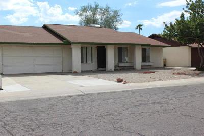 Glendale AZ Single Family Home For Sale: $204,900