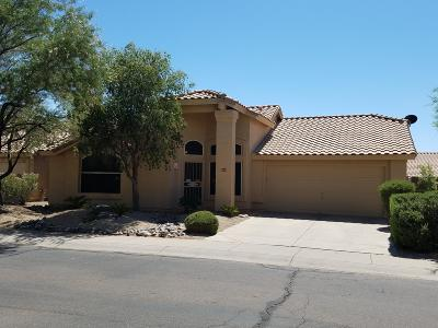 Scottsdale Single Family Home For Sale: 9143 E Kimberly Way