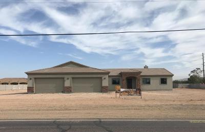 Phoenix Single Family Home For Sale: 712 W Joy Ranch Road