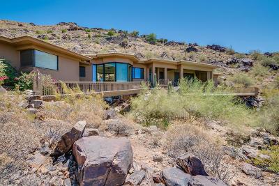 Paradise Valley Single Family Home For Sale: 5411 E Roadrunner Road
