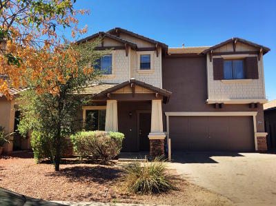 Gilbert Single Family Home For Sale: 2014 S Falcon Drive