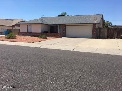 Glendale AZ Single Family Home For Sale: $269,900