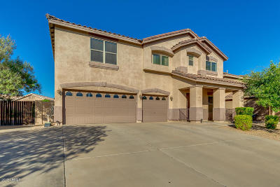 Gilbert Single Family Home For Sale: 3841 S Ponderosa Drive