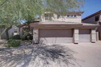 Single Family Home For Sale: 6414 E Betty Elyse Lane