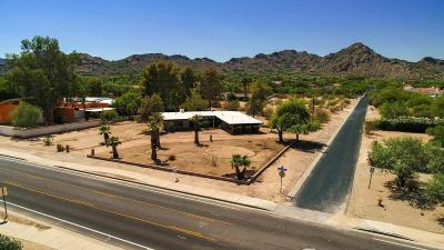 Paradise Valley Residential Lots & Land For Sale: 7630 N Mockingbird Lane