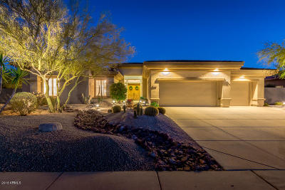 Scottsdale Single Family Home For Sale: 30782 N 77th Way