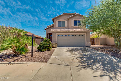 Laveen Single Family Home For Sale: 7019 S 43rd Drive