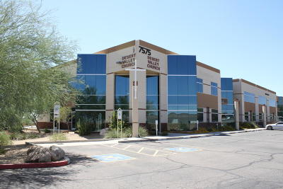 Scottsdale Commercial Lease For Lease: 7575 E Redfield Road