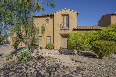 Phoenix Single Family Home For Sale: 2312 W Via Perugia