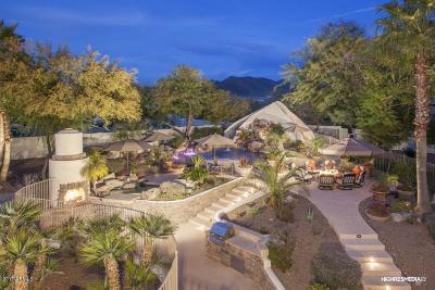 Cactus Corridor Single Family Home For Sale: 10656 E Sunnyside Drive