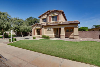 Gilbert Single Family Home For Sale: 466 E Benrich Drive
