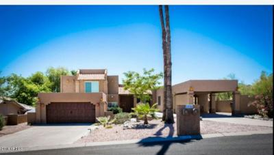 Fountain Hills Multi Family Home For Sale: 14048 Cameo Drive #A & B