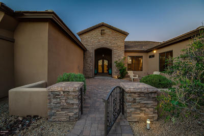 Cave Creek Single Family Home For Sale: 40985 N Spur Cross Road